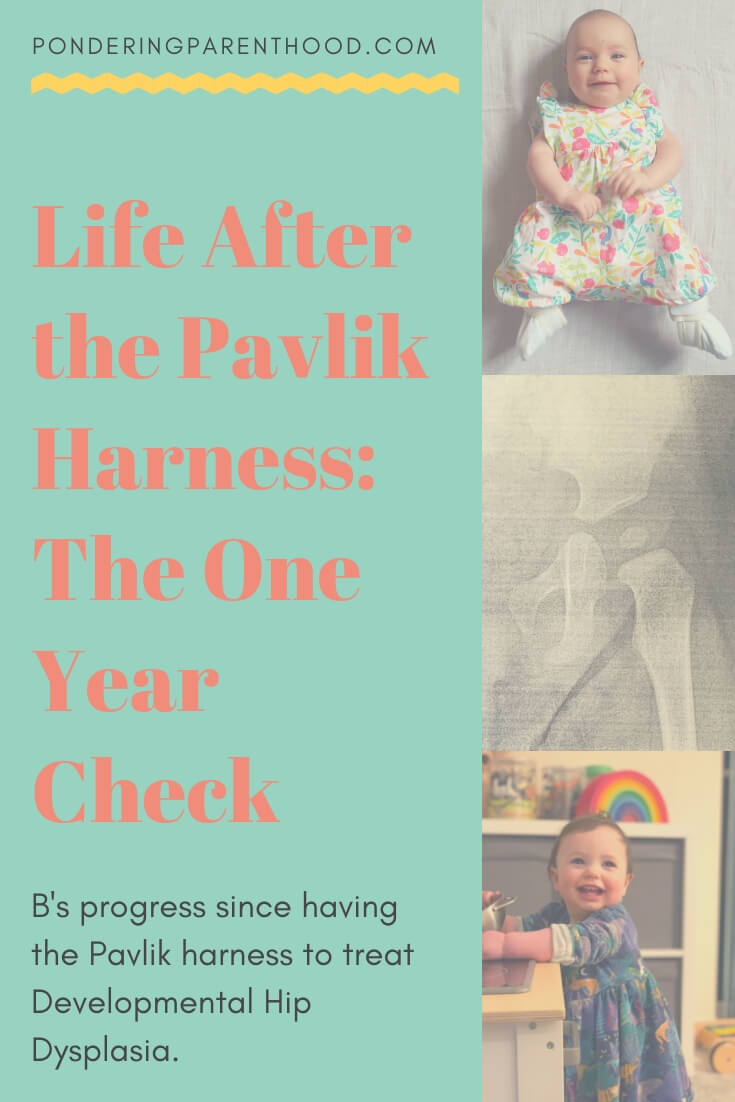 A record of my daughter's hip development since having the Pavlik harness to treat Developmental Dysplasia of the Hips. #DDH #PavlikHarness