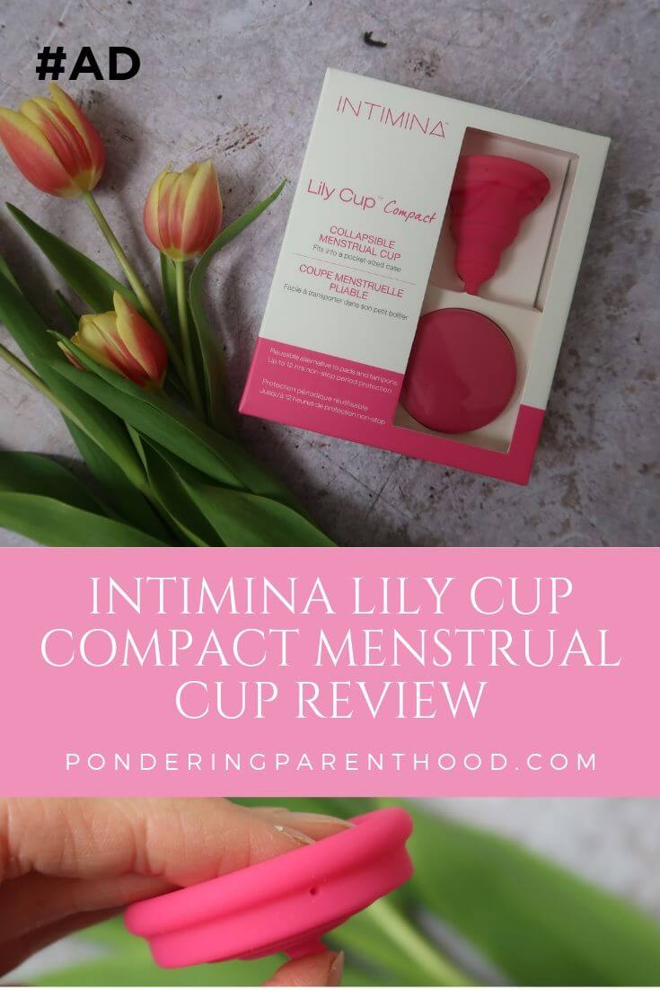 Looking for a collapsible menstrual cup? Read my review of the Intimina Lily Cup Compact B.